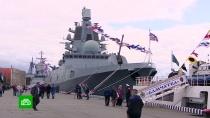Новые разработки для флота показали вПетербурге