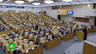 Госдума приняла законопроект одагестанских ополченцах