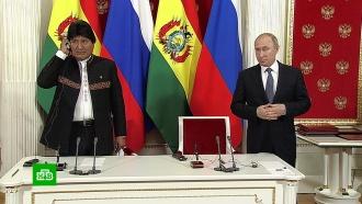Путин ответил на предложение Зеленского встретиться вМинске