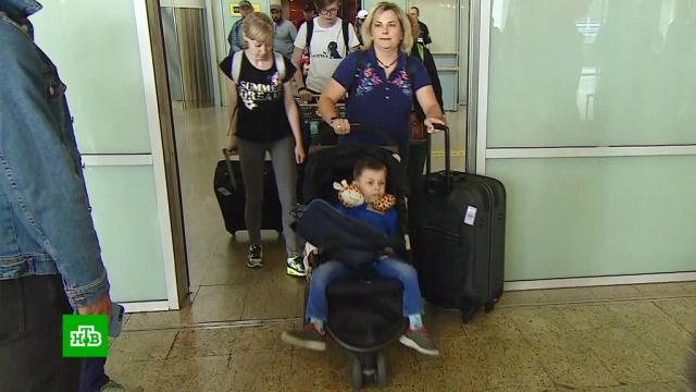 Заложники системы: дети-инвалиды вынуждены 8дней трястись впоезде до места лечения.Дальний Восток, болезни, дети и подростки, инвалиды, медицина, поезда, самолеты.НТВ.Ru: новости, видео, программы телеканала НТВ