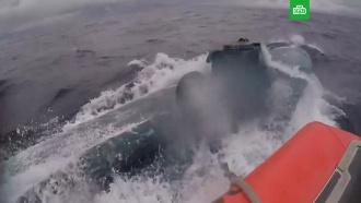 Береговая охрана США взяла на абордаж подлодку скокаином