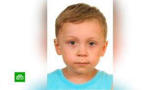ВПольше пропал пятилетний мальчик из России