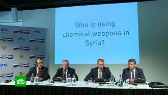 Шульгин: Запад делает все, чтобы скрыть правду о химатаке в сирийской Думе