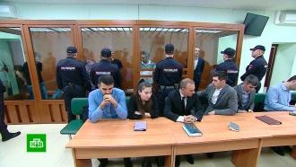 В Москве вынесли приговор террористам, пытавшимся устроить крушение «Сапсана»