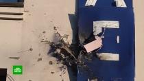 Акция устрашения: обстрел телеканала «112Украина» связали сфильмом Оливера Стоуна