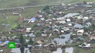 Роспотребнадзор: вспышек болезней в зоне паводков в Иркутской области удалось избежать