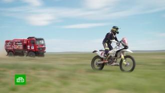 Монгольская часть ралли «Шелковый путь» проредила состав участников