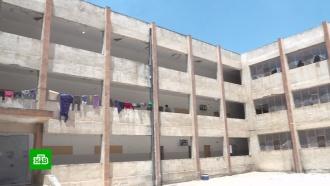 Сбежавшие из <nobr>«Эр-Рукбана»</nobr> сирийцы называют его концлагерем