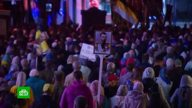 В Екатеринбурге прошел крестный ход в память о Николае II и его семье.РПЦ, православие, Николай II.НТВ.Ru: новости, видео, программы телеканала НТВ