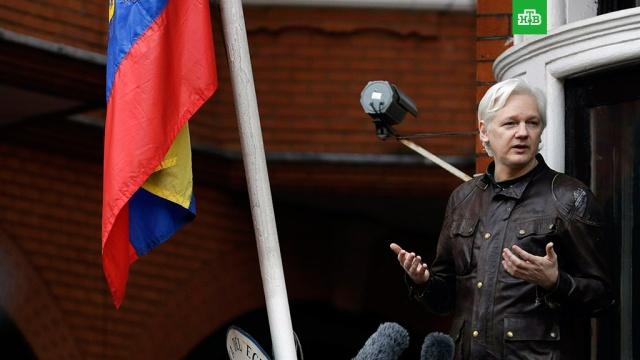 СМИ: Ассанж управлял вмешательством в выборы в США.Американские СМИ сообщили, что Джулиан Ассанж из посольства Эквадора в Лондоне командовал вмешательством в выборы президента США в 2016 году.WikiLeaks, Ассанж, выборы, США.НТВ.Ru: новости, видео, программы телеканала НТВ
