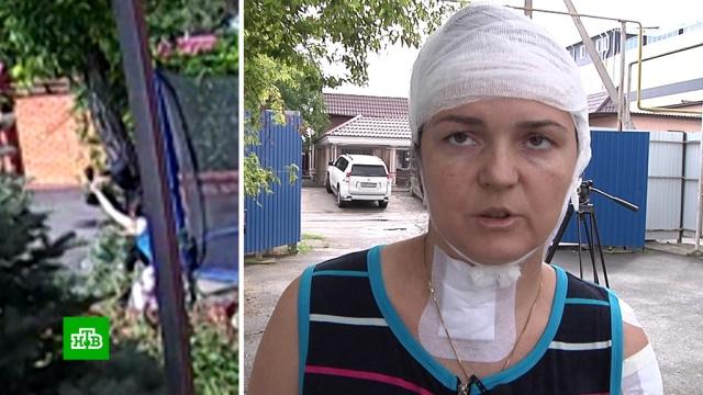На Кубани рецидивист пытался убить вырастившую его сестру.Краснодарский край, нападения, убийства и покушения.НТВ.Ru: новости, видео, программы телеканала НТВ