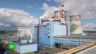 Энергоблоки Калининской АЭС планируют подключить 19 июля