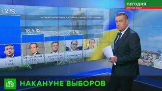 Кто проходит в Раду: последний предвыборный рейтинг партий