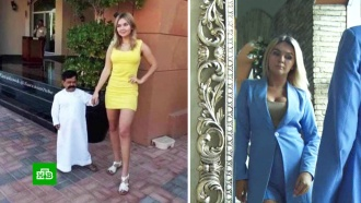 Россиянку затравили в Интернете из-за фото с сотрудником отеля в ОАЭ