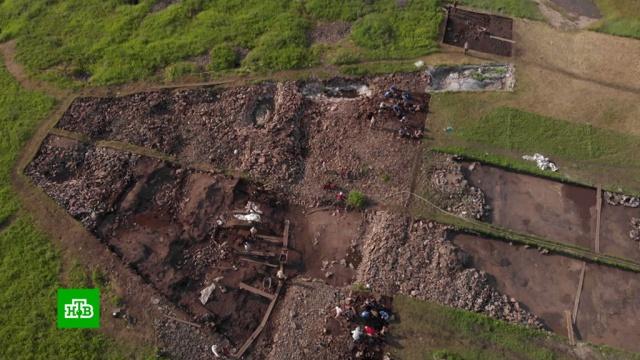 Древнейший скифский курган вТуве хранит тайну братских могил.Тува, археология, история, наука и открытия.НТВ.Ru: новости, видео, программы телеканала НТВ