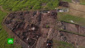 Древнейший скифский курган вТуве хранит тайну братских могил