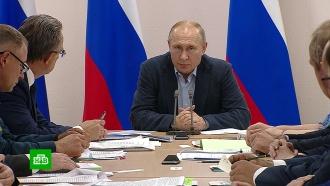 Путин выслушал жалобы людей и устроил разнос чиновникам