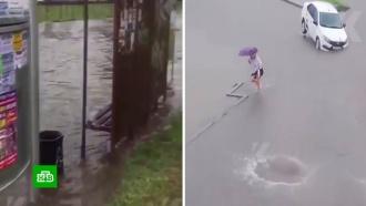 После потопа погода приготовила краснодарцам новое испытание