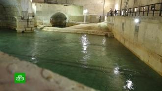 ВДамаске восстановили водонасосную станцию