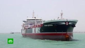 Заседание британских силовиков по поводу задержания танкера закончилось ничем