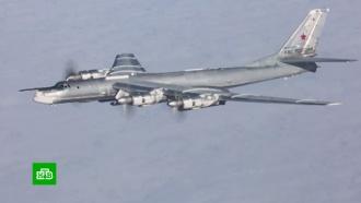 Минобороны опровергло стрельбу по российским бомбардировщикам над Японским морем