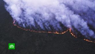 В Сибири резко увеличилась площадь пожаров из-за 30-градусной жары