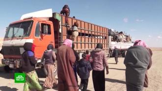 В Сирии готовятся к эвакуации беженцев из лагеря «Рукбан»