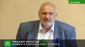 Кандидат в губернаторы Петербурга пожаловался на фейковый аккаунт в Facebook