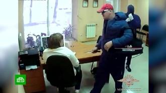 Грабители сножом напали на офис микрозаймов вАсбесте