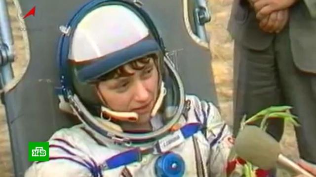 Первая в истории: 35 лет назад Савицкая вышла в открытый космос.женщины, космонавтика, космос, памятные даты.НТВ.Ru: новости, видео, программы телеканала НТВ
