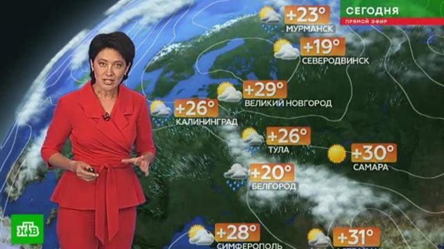 Прогноз погоды на 26 июля.лето, погода, прогноз погоды.НТВ.Ru: новости, видео, программы телеканала НТВ