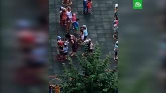 Бившую детей тряпкой воспитательницу детсада уволили в Краснодаре