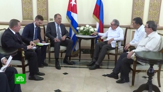 Лавров иКастро обсудили ситуацию вВенесуэле