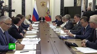 Путин раскритиковал работу иркутского губернатора