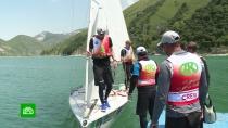 Регата над облаками: уникальная парусная гонка стартовала на Кавказе