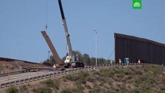 Верховный суд США разрешил Трампу строить стену на деньги Пентагона