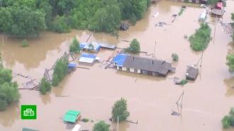 Приамурью грозит повторение рекордного потопа шестилетней давности