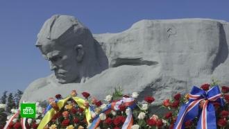 ВБресте отмечают <nobr>75-ю</nobr> годовщину освобождения от фашистских захватчиков