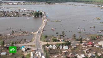 Жителей Тулуна эвакуируют <nobr>из-за</nobr> угрозы нового паводка