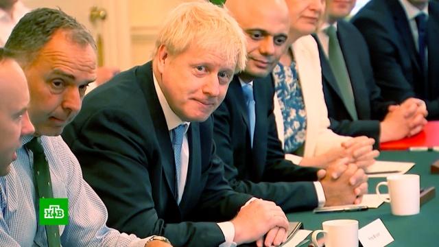 Борис Джонсон назвал дату расставания сЕвросоюзом.Великобритания, Джонсон Борис, назначения и отставки.НТВ.Ru: новости, видео, программы телеканала НТВ