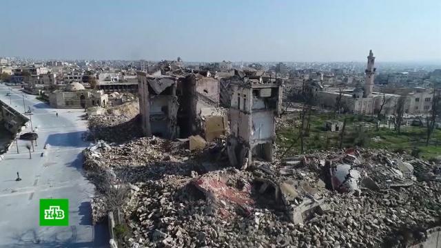 Сирийские войска вИдлибе отразили сразу две атаки боевиков.НТВ.Ru: новости, видео, программы телеканала НТВ