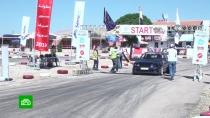 Впригороде Дамаска готовятся кфиналу чемпионата по автогонкам