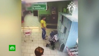 Сам залез: появилось видео с ребенком в камере хранения в Подмосковье