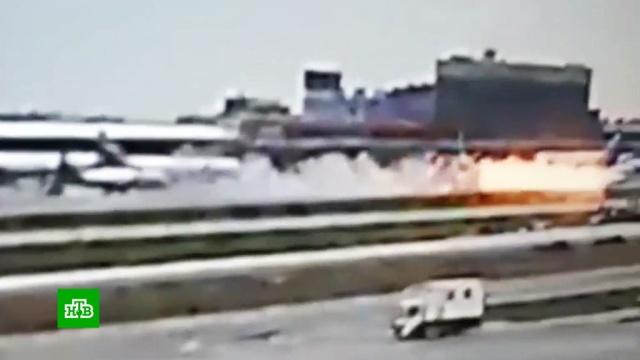 Следователи назвали основную причину катастрофы SSJ-100.авиационные катастрофы и происшествия, аэропорт Шереметьево, пожары, самолеты.НТВ.Ru: новости, видео, программы телеканала НТВ