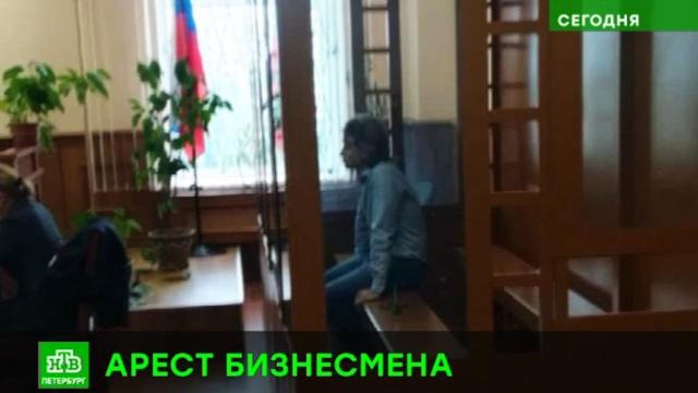Гендиректора питерского «Норманна» отправили под стражу.Санкт-Петербург, дольщики, строительство.НТВ.Ru: новости, видео, программы телеканала НТВ