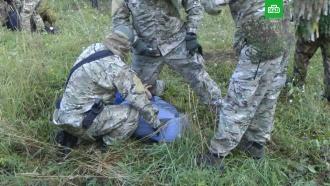 Задержание террористов вТатарстане