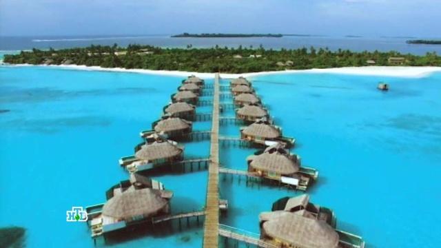 Угроза с моря: Мальдивские острова уйдут под воду.жара, стихийные бедствия, экология, погода, погодные аномалии, наводнения, Азия, климат, эксклюзив.НТВ.Ru: новости, видео, программы телеканала НТВ