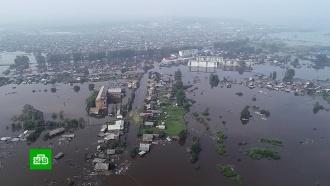 ВАмурской области паводок захватывает новые территории