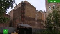 Трещины, провалы идыры встенах: как новое строительство калечит исторические дома вПетербурге