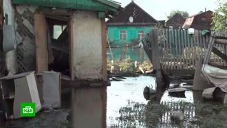 Подтопленцы на Дальнем Востоке жалуются на медленную помощь властей